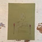 35x26cm, aquarell auf karton